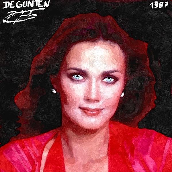 Lynda Carter by JIM
